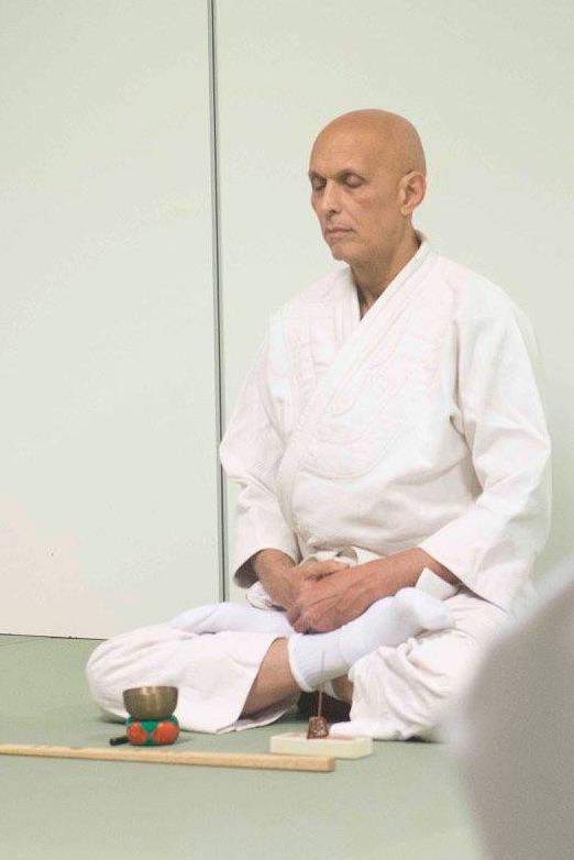 Rex Lassalle - Za Zen, Shiatsu teacher