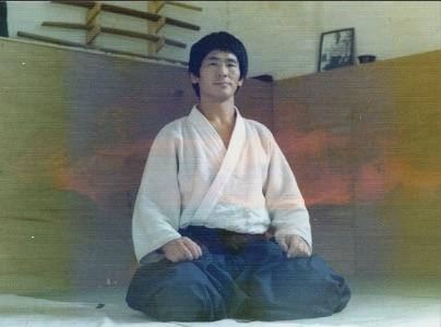Minoru Kanetsuka sensei - Aikido
